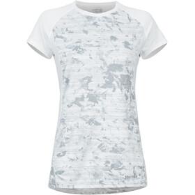 Marmot Crystal - T-shirt manches courtes Femme - blanc